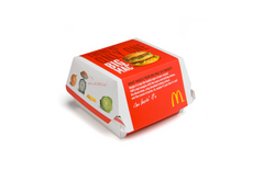 McDonalds New Packaging - Lovin It? by Creative Review